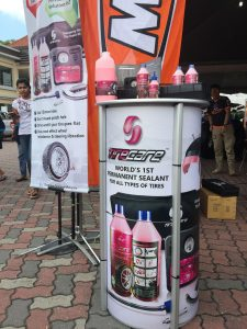 Tire Sealant: Tirecare collaborate with Maxxis 4x4 Club
