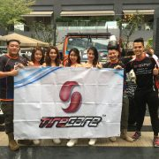 TireCare sponsor tire sealant to Maxxis 4x4 Club Malaysia