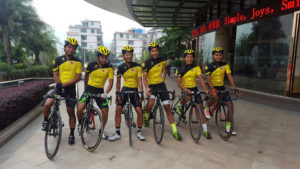 Tour of Fuzhou and Tour of Shanghai