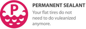 Tire Sealant: Your flat tires do not need to vuleanized anymore
