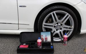 Tire Sealant Installation - TireCare Tire Repair