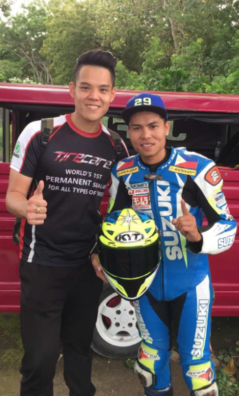 Official Sealant Partner: Team 7-11 Philippine Cycling Team